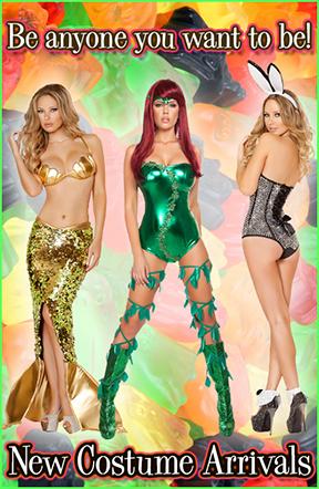 Naughty Halloween Store In Los Angeles Pure Delish | Naughty LA