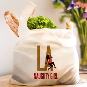 Naughty Girl Reusable Shopping Bag | Naughty LA