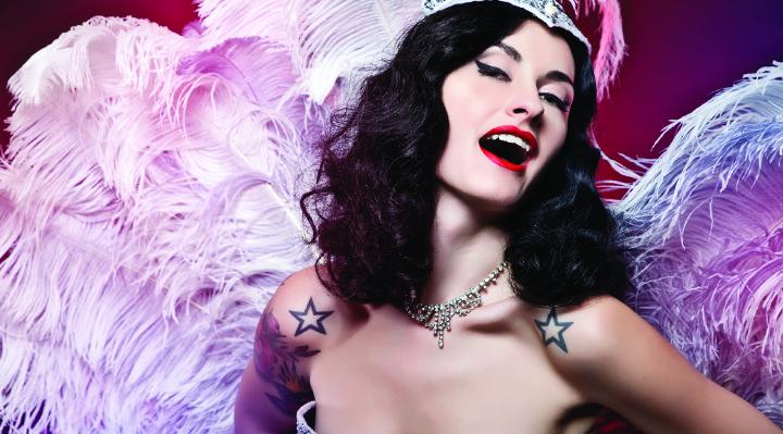 Burlesque Classes in Los Angeles | Naughty LA