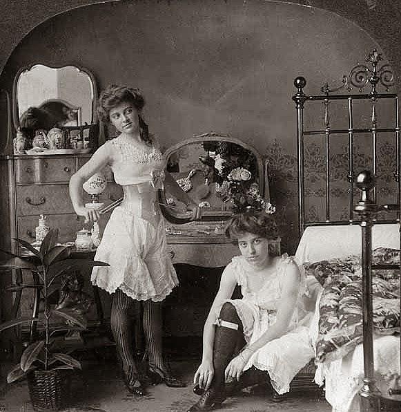 History: Brothel Beauty Tips   Naughty LA