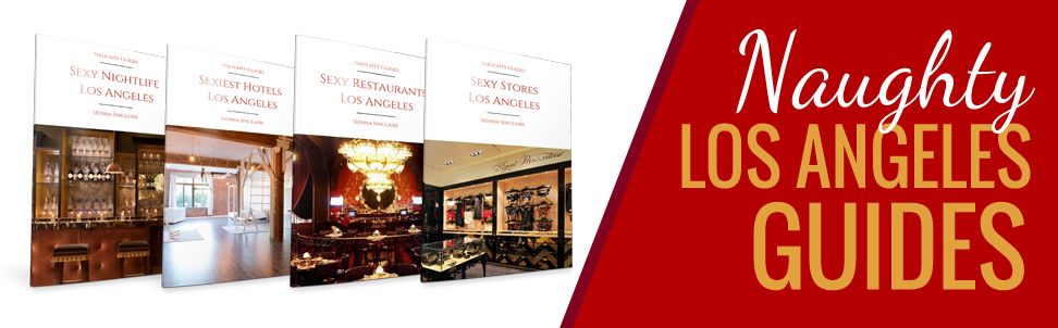 Naughty Travel Books Los Angeles | Naughty LA