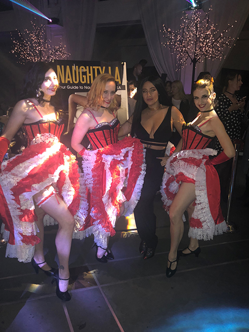 Naughty LA Magazine Launch Party | Sexiest Parties | Naughty Los Angeles