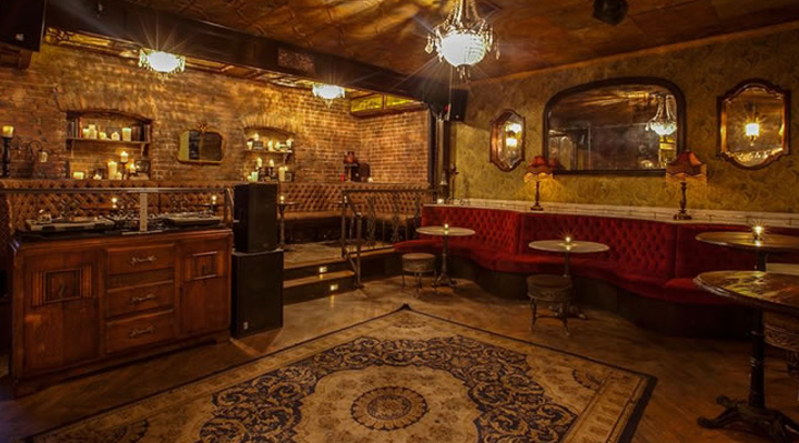 LA's Sexiest French Bars | Naughty LA
