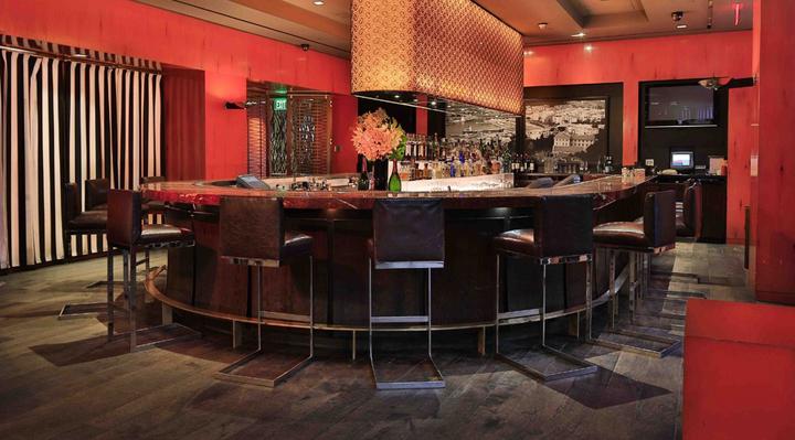 LA's Sexiest French Bars   Naughty LA