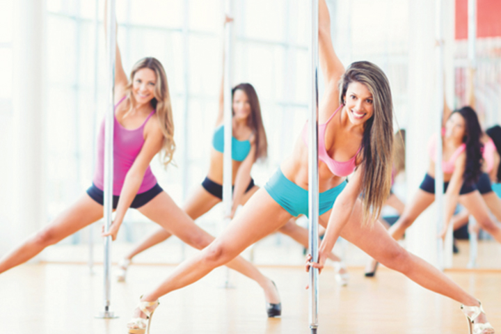10 Pole & Lap Dance Classes in LA | Naughty LA