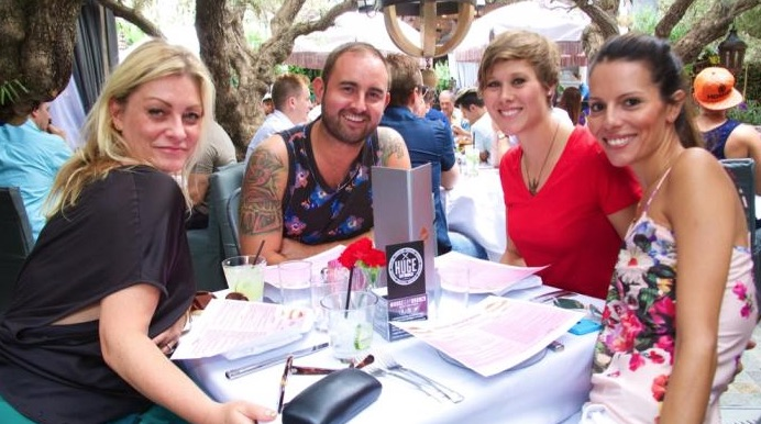 Naughty Gay Brunch Brunch in Los Angeles | Naughty LA