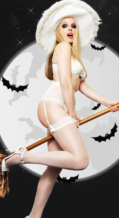 Naughty Halloween Photoshoot | Naughty LA