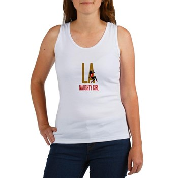 Naughty Girl Tank Top | Naughty LA