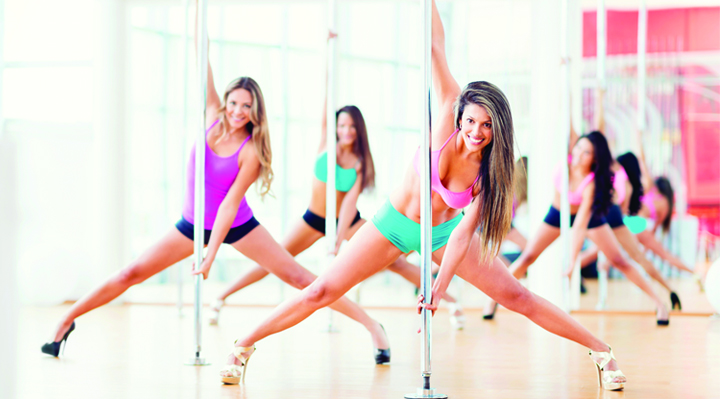 Top 7 Pole and Lap Dance Classes in Los Angeles | Naughty LA