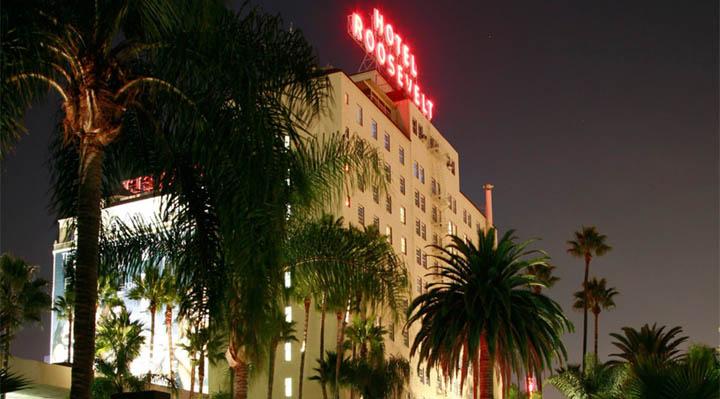 Naughty Ghosts in Los Angeles | Naughty LA