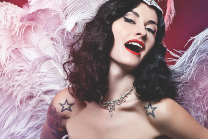 Burlesque Classes in Los Angeles   | Naughty LA