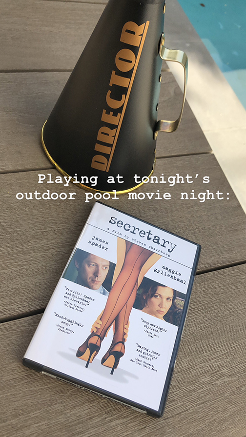 Naughty Outdoor Movie Night | Sexiest Parties | Naughty Los Angeles