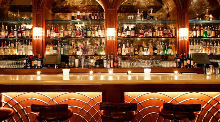 LA French Bars | Naughty LA